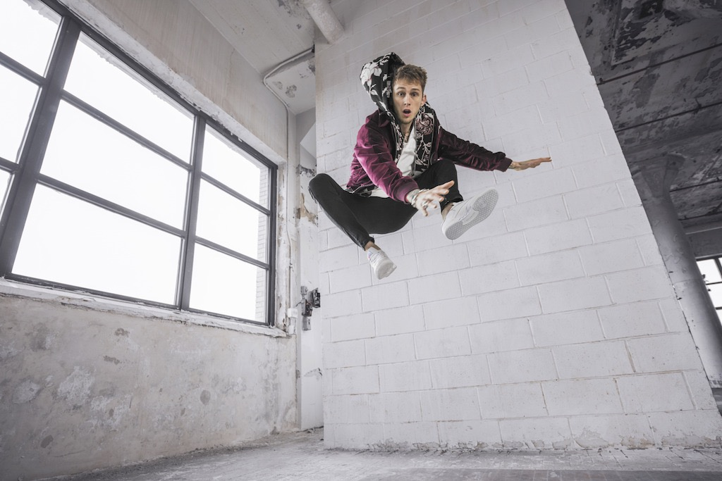 Reebok Classic Selects Machine Gun Kelly to Its Growing Roster of ... f5ae01fd1